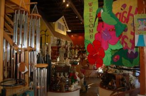 Garden Flags, Wind Chimes, & Statuary
